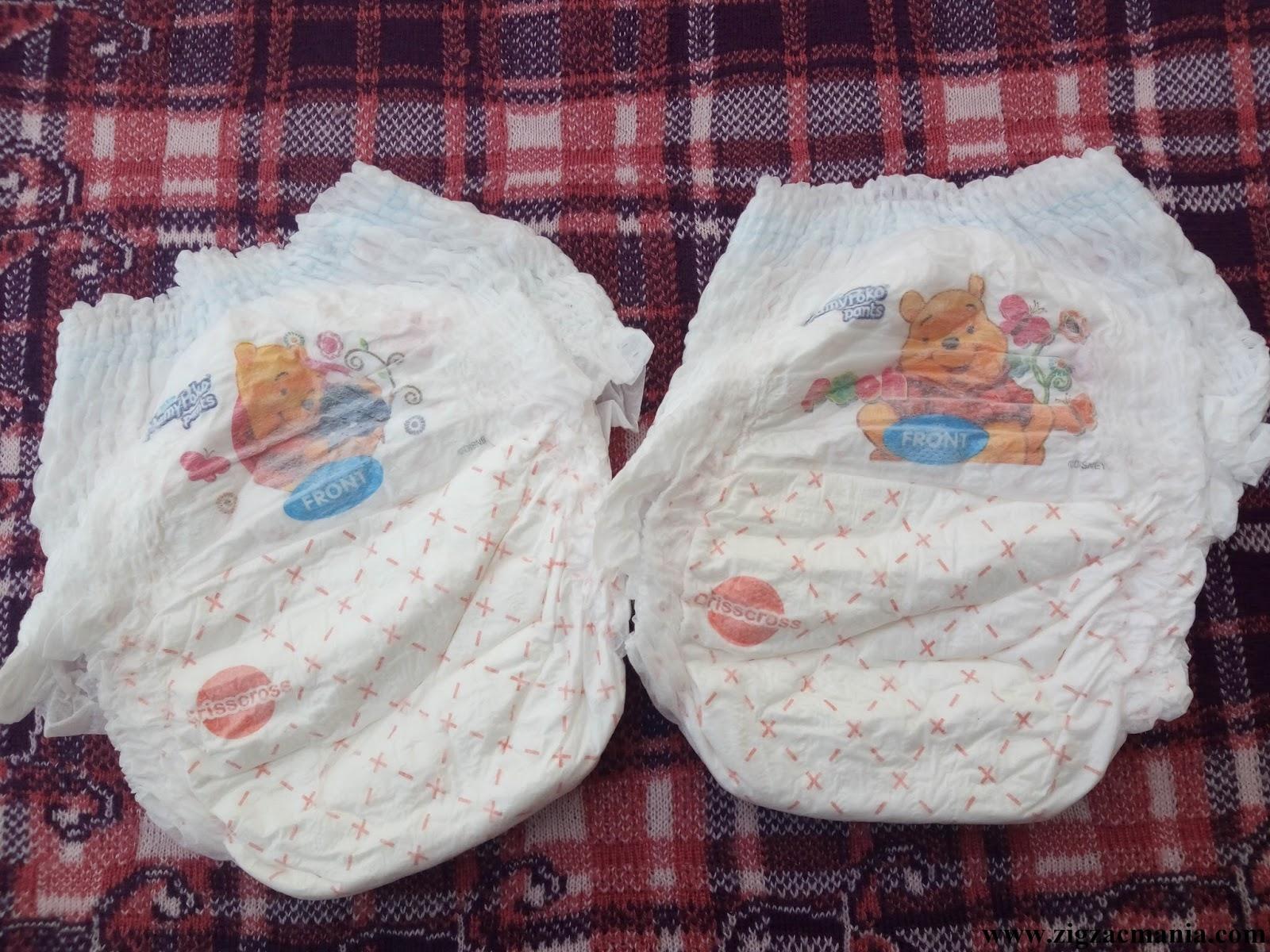 Himalaya Baby Diapers Review Zig Zac Mania Mamypoko Tape Small Packet Diaper Rash Cream Mamy Poko Pants Style