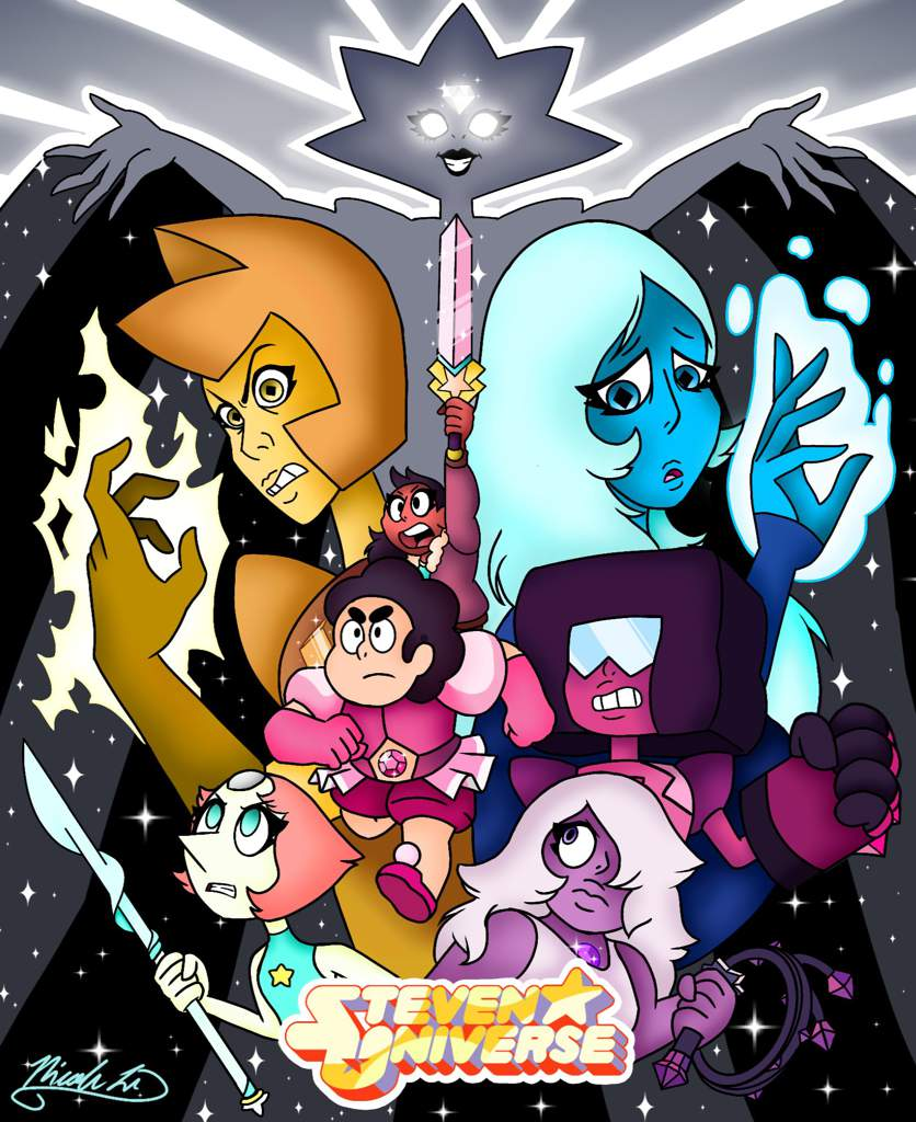 Steven Universe Phần 5 -Steven Universe SS5