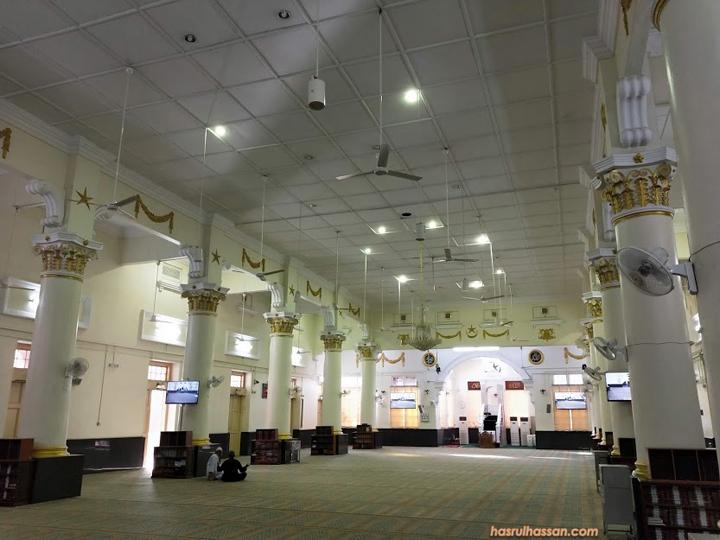 Sejarah Pembinaan Masjid Muhammadi
