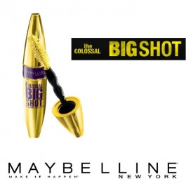 Prueba Maybelline The Colossal Big Shot