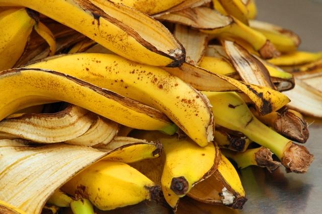 casca banana mamilo