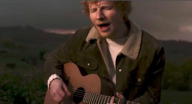 """Ed Sheeran regala a sus seguidores por Navidad el tema nuevo """"Afterglow"""""""