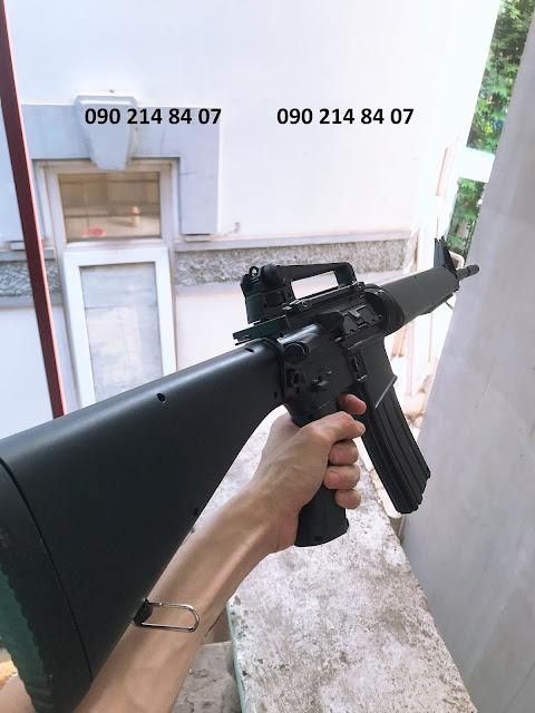 Súng đạn thạch M16-2