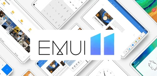 Huawei has officially released the latest EMUI 11 user interface