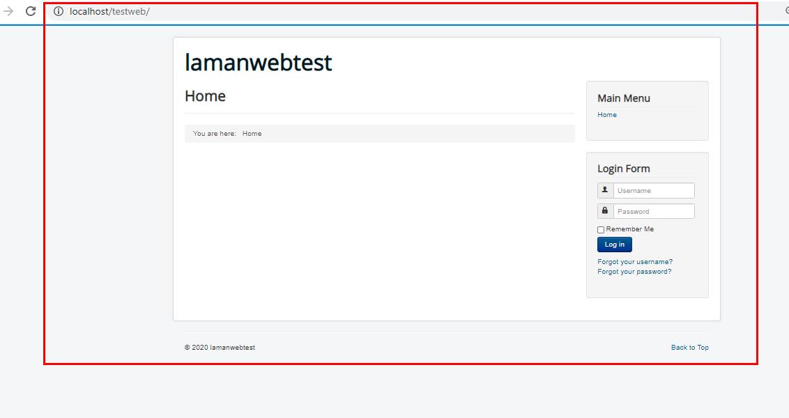 Panduan Membina Laman Web