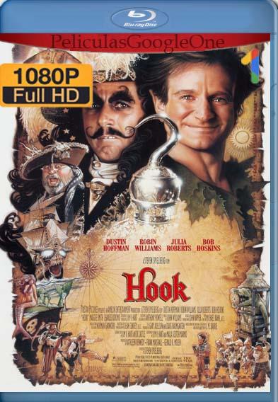 Hook (1991) [1080p BRrip] [Latino-Inglés] [LaPipiotaHD]