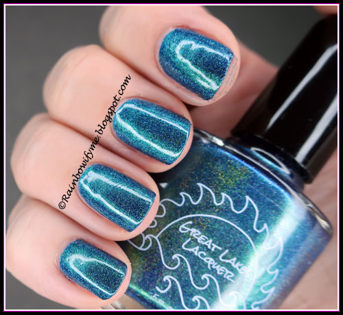 Great Lakes Lacquer ~ The Jewel Of Ontario