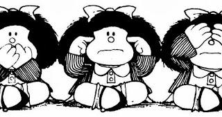 Resultado de imagen de acoso escolar mafalda