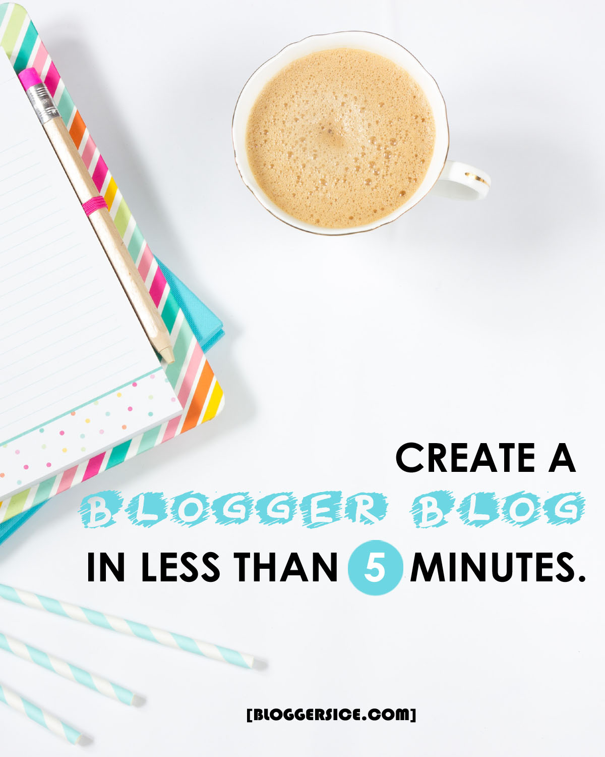 How to Create A Blogger Blog in Less Than 5 Minutes