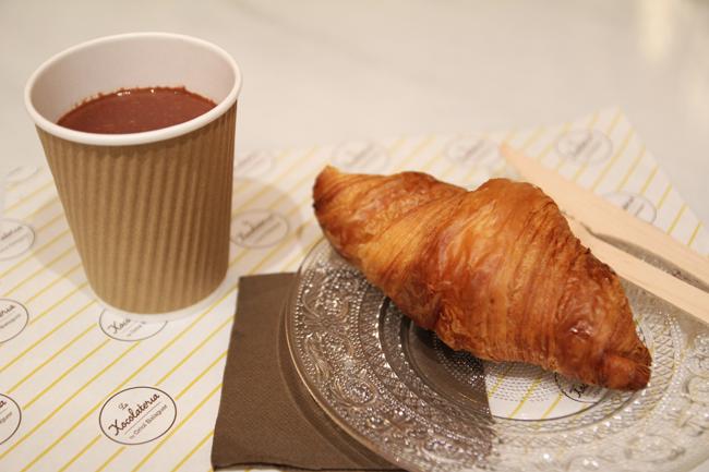 Croissant Oriol Balaguer