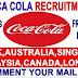 Coca Cola  jobs apply online