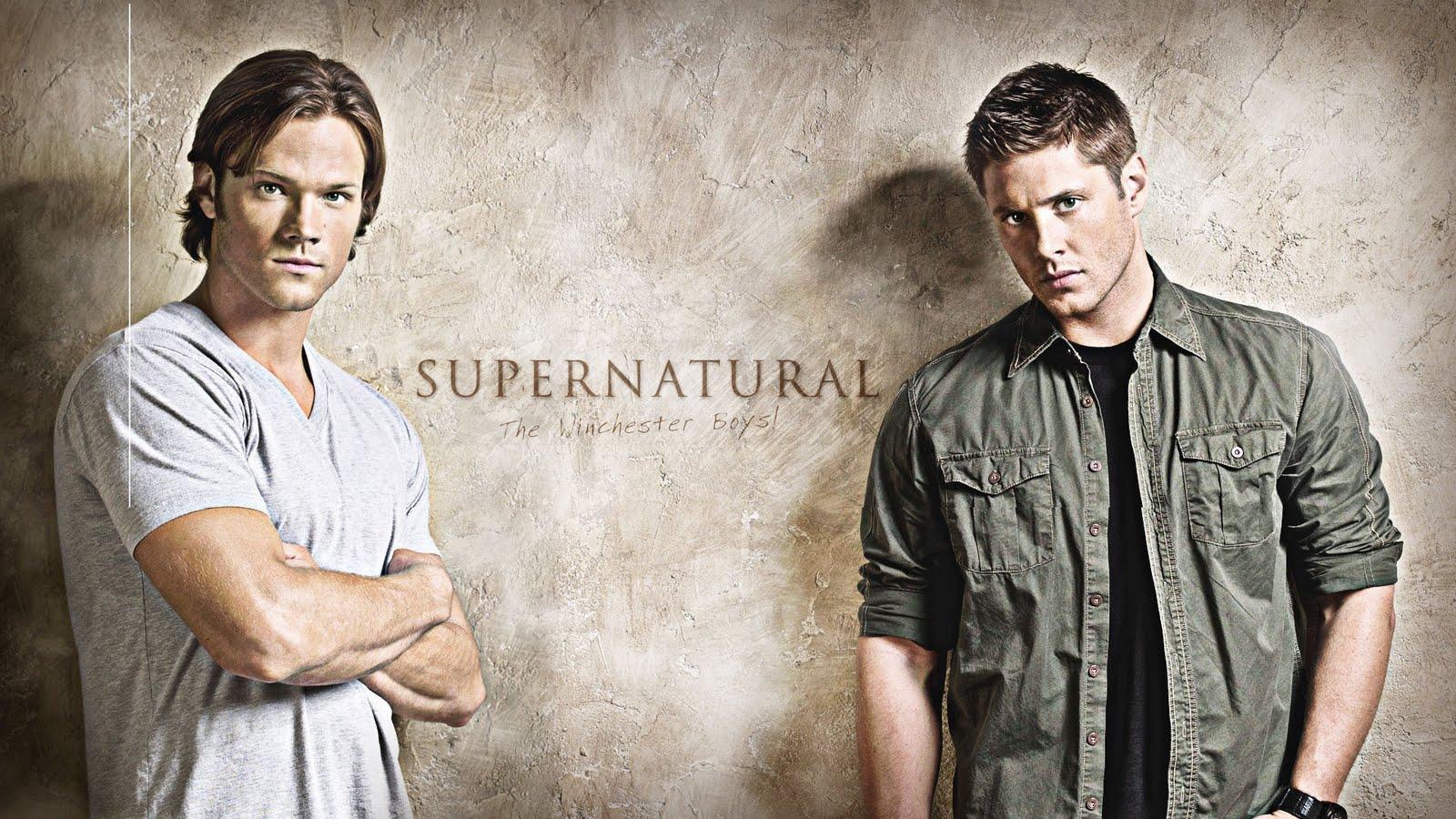 Supernatural: Theme Song (Supernatural - Carry On My Wayward