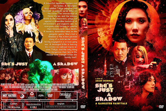 She's Just a Shadow DVD Cover