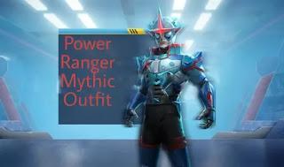 Pubg mobile session 13 power Ranger Mythic Outfit, season 13 Royale pass rewards, Pubg mobile Season 13 leaks