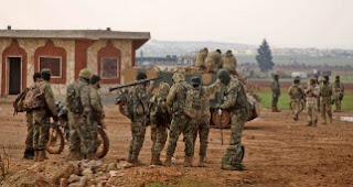 اشتباكات عنيفة بين قوات النظام والمعارضة السورية في بلدة النيرب