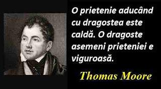 Maxima zilei: 28 mai - Thomas Moore
