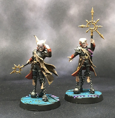 Black Fortress Rogue Psykers