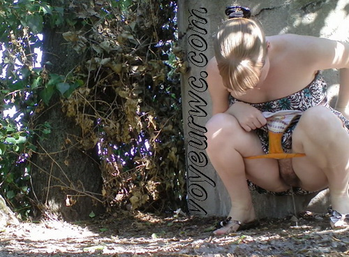 PissHunters 9925-9939 (Compilation of women caught by spy camera peeing outdoors)