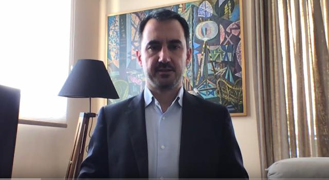 Αλ. Χαρίτσης: Ανεπαρκή τα μέτρα – Η κυβέρνηση δεν αντιλαμβάνεται το μέγεθος της ύφεσης και της ανεργίας που έρχεται – VIDEO