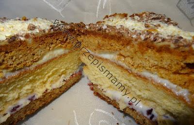"""Ciasto """"Królewicz"""""""