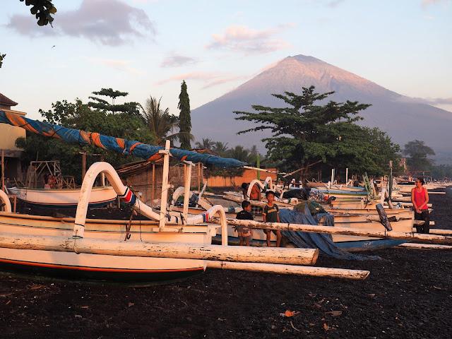 höchster Berg Balis