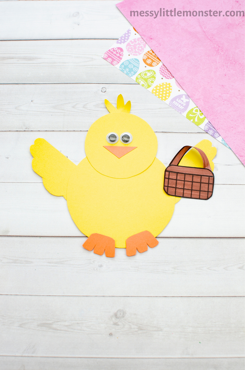 chick craft for kids