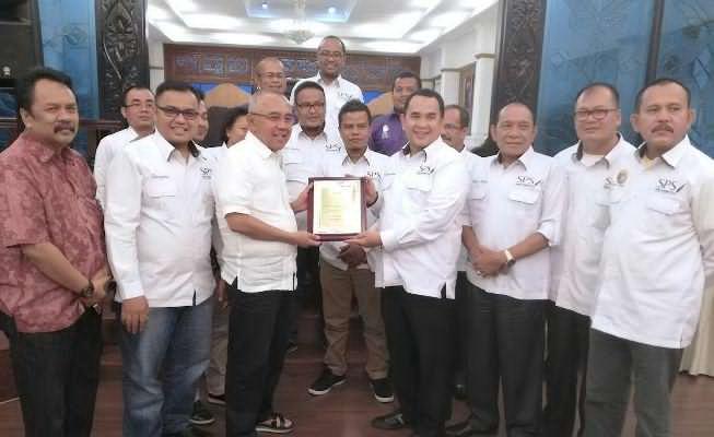 Gubri Dapat Integritas Award Dari SPS Riau