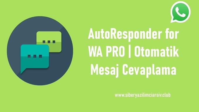 AutoResponder for WA v2.1.6 Pro APK