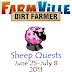 Sheep Quests June 25th 2011