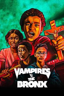 فيلم Vampires vs. the Bronx 2020 مترجم