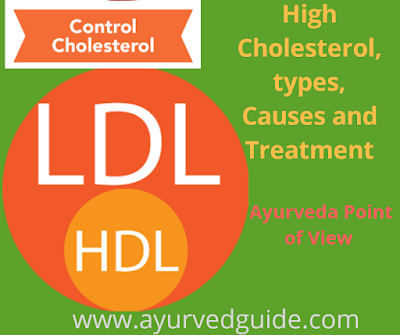 High Cholesterol Types Normal Levels Causes and Treatment