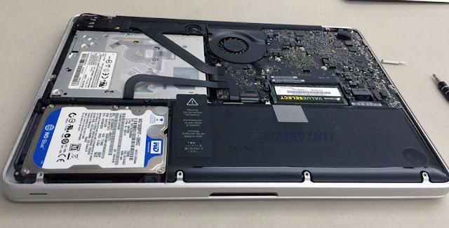 mac hard disk