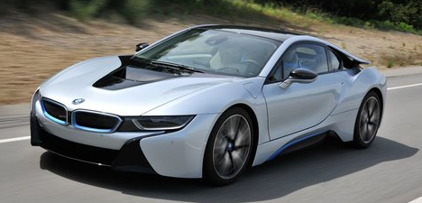 2017 BMW i8S Performance
