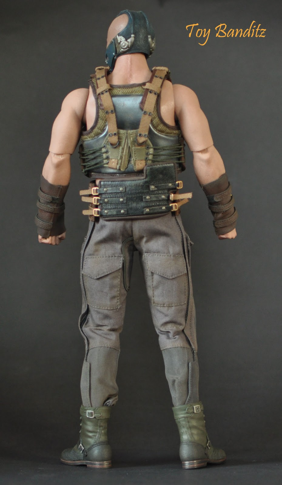 Toy Story Toys In Movie Toy Banditz Bane The Dark Knight Rises By Hot Toys