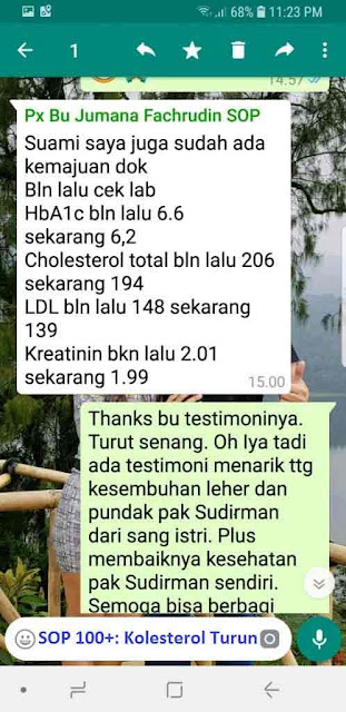 Jual SOP Subarashi Stem Cell - Obat Herbal Diabetes, Info di Dompu. Manfaat Utsukushhii AFC.