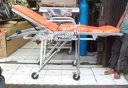 Ambulance Stretcher YDC 3D