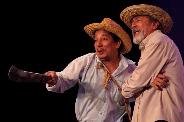 """Compañía Nacional de Teatro lleva """"Rosa"""" a Santiago"""