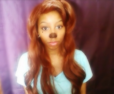 Roxanne Quot A Goofy Movie Quot Disney Cosplay Researching The