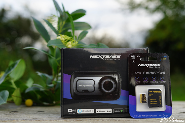 Nextbase Series 2 522GW Dash Cam