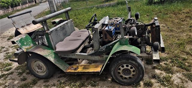 Θεσπρωτία: Όταν Θεσπρωτός αυτοσχεδίασε και έφτιαξε πριν 20 χρόνια αυτοκίνητο, που υπάρχει ακόμη...