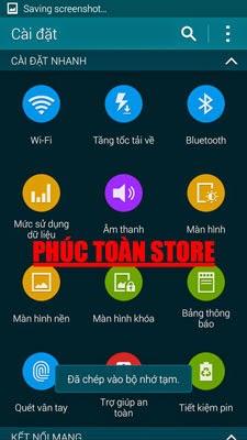 Samsung S5 SM-G9008V tiếng Việt done alt