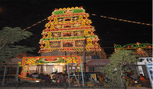 Sivalayam Temple