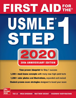 First Aid for the USMLE Step 1 2020 - 30th Edition pdf free download
