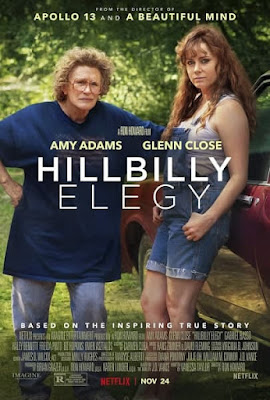 Hillbilly Elegy (2020) Dual Audio [Hindi – Eng] 720p WEB HDRip HEVC ESub x265