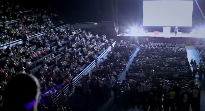 Arena Monterrey - Sala de Conciertos