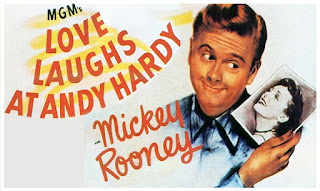 Ver película Los romances de Andy Hardy Online