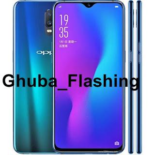 Cara Mudah Flashing Oppo R17 Pro (CPH1877) Via QFIL