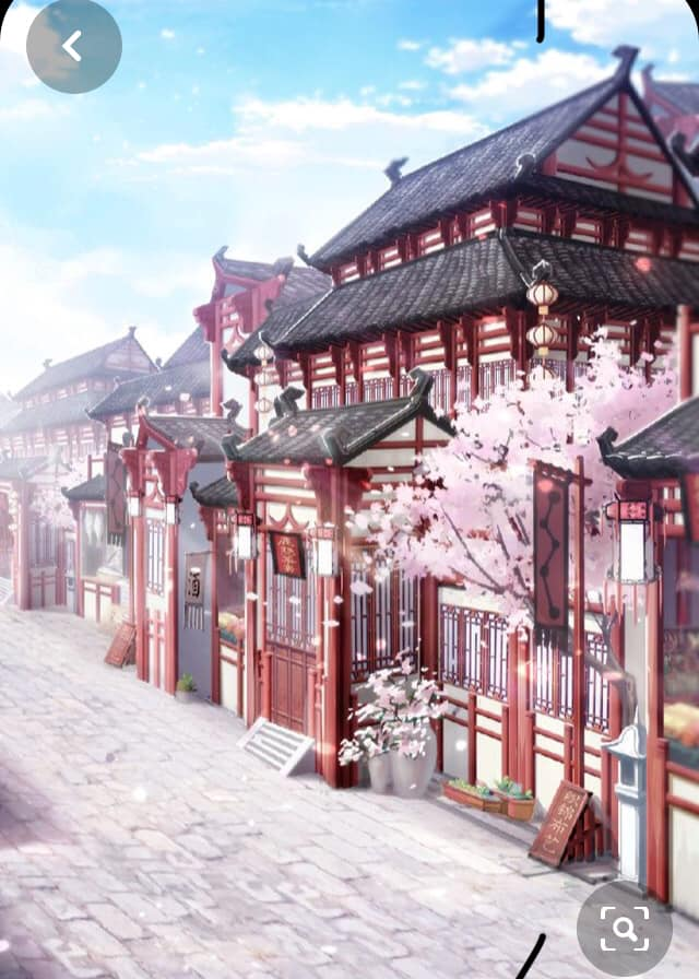 Beautiful scenes in the anime - Collection - BlogFanArt