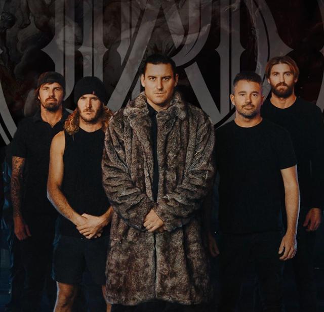 "Parkway Drive partilharam vídeo de ""Wild Eyes"" na Alemanha"