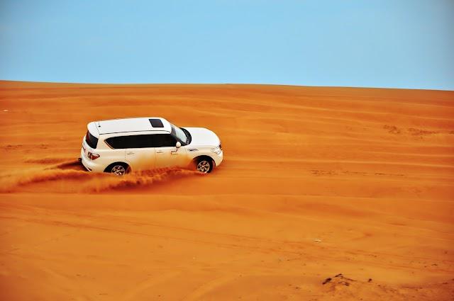 Have a fun filled trip to desert safari in Dubai